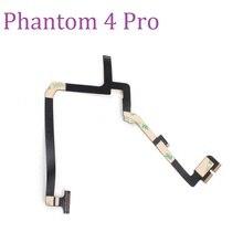 Gimbal สายแบนริบบิ้นที่ยืดหยุ่นซ่อม Cable สำหรับ DJI Phantom 4 โปร/+ ชิ้นส่วนซ่อมเปลี่ยน