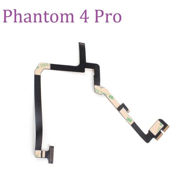 Kabel płaski Gimbal elastyczny kabel do naprawy wstążki do wymiany części zamiennych DJI Phantom 4 Pro/+