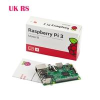 New Original UK Made Raspberry Pi 3 Model B 1GB RAM Quad Core 1.2GHz 64bit CPU WiFi&Bluetooth New Version Ra pi 3 Free Shipping