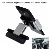 New Universal Car Van CD Slot For Holder Mount Cradle Cell Phone Accessories