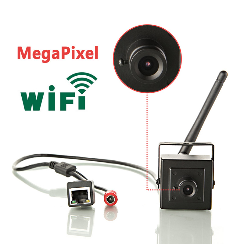 Wireless Wifi Mini IP Camera Smallest 720P 1.0MP indoor Home Security Surveillance Cameras wireless wifi
