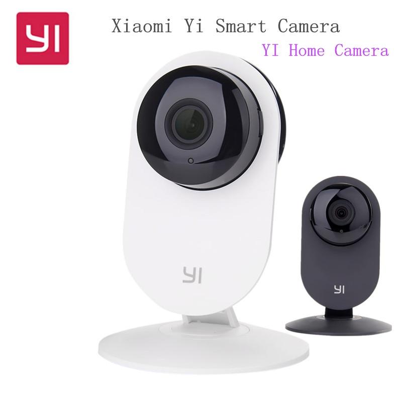 Xiaomi YI Home IP font b Camera b font HD 720P 110 Degree Wide Angle Two