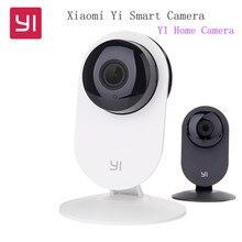 Xiaomi yi hogar cámara ip hd 720 p 110 grados de ángulo ancho de dos vías de audio de actividad de alerta inteligente wifi cámara [Edición internacional]