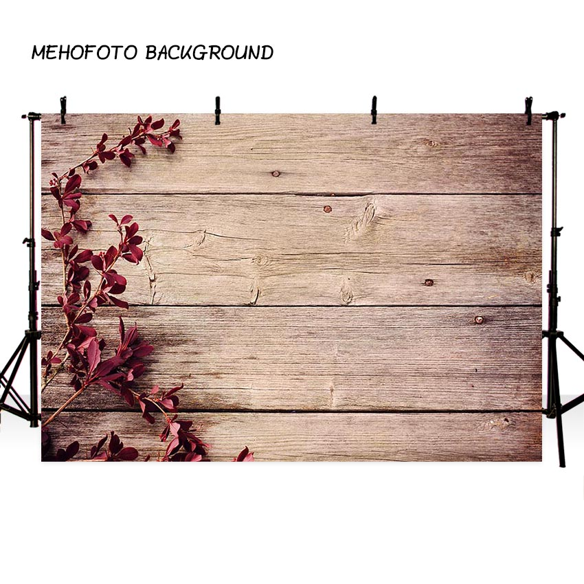 Photo photographer Photography backdrops Flowers wood flooring photophone wood backdrop backgrounds for photo studio LV 203 in Background from Consumer Electronics