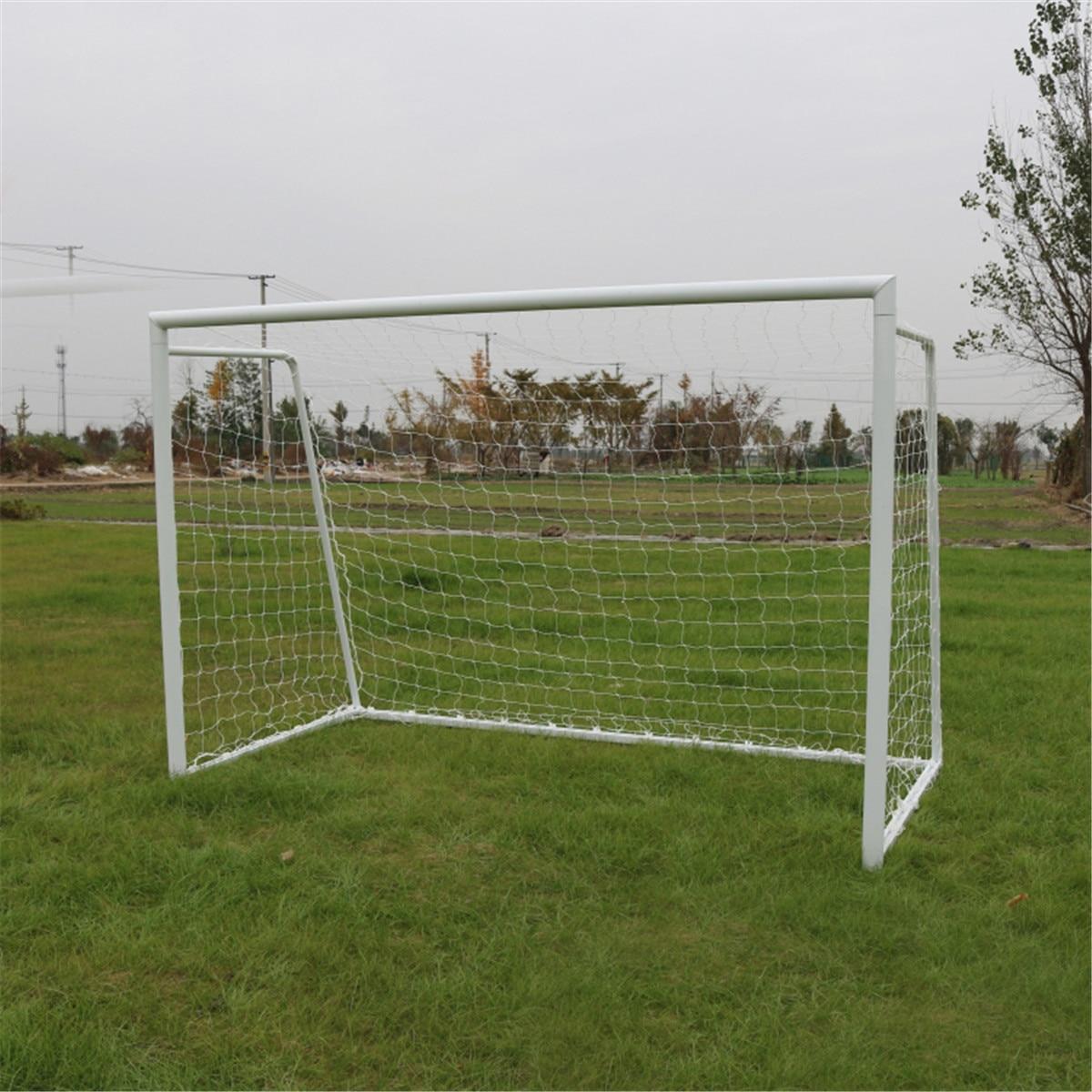 Soccer Goal Post Net For Sports Training Match 4