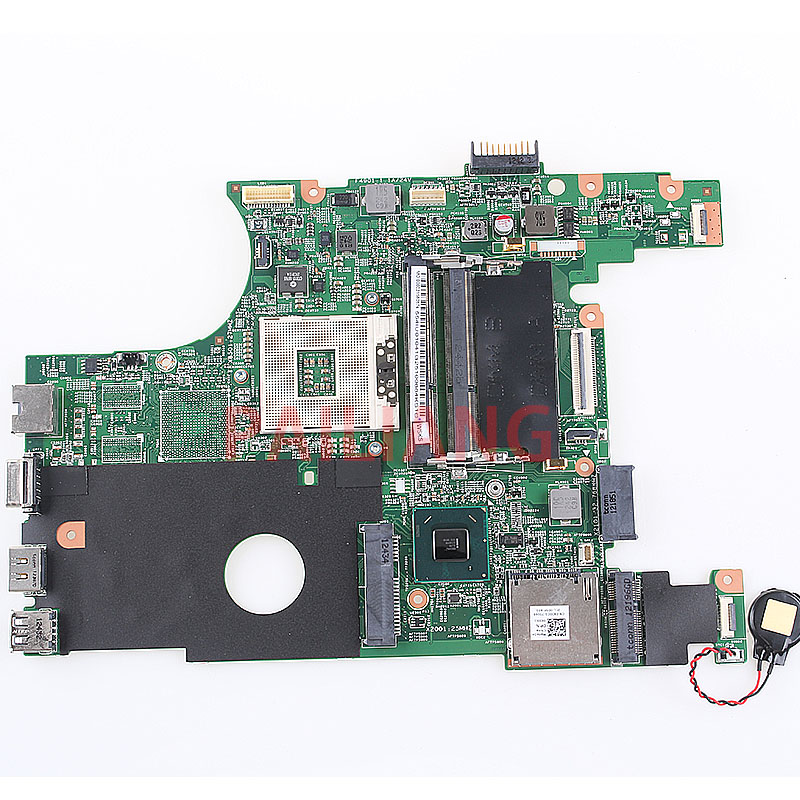 PAILIANG Laptop motherboard for DELL Inspirion 14R N4050 PC Mainboard HM65 CN 0X0DC1 0X0DC1 tesed DDR3