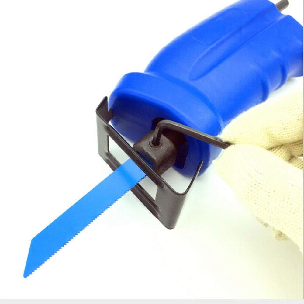 Сабельная пила для резки металла дереворежущий инструмент Электрическая дрель с 3 лезвиями аксессуары для электроинструмента