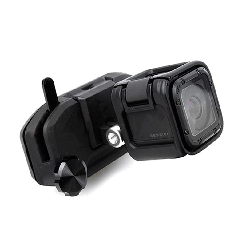 Sports Camera Clip for Gopro Hero 3/3+/4/5/6/Session/Xiaomi Yi/SJCAM Blue For Mini Sports Cam RC Qudcopter FPV Drone Parts
