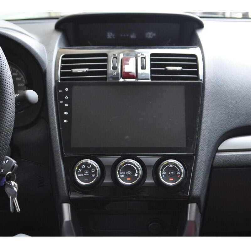 android auto subaru crosstrek 2014