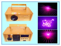 Rasha Hot Sale 300mw Rose+Purple Multi Color SD Card Animation Laser Light,Disco Laser Show System For Bar Event Party