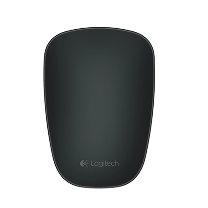Used Almost new Logitech T630 ultra-thin touch mouse Support Bluetooth connection Match Ultrabook hp t630