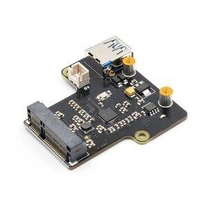 Image 4 - Raspberry pi X850 mSATA SSD disk expansion board supports 1TB USB 3.0