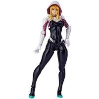 16cm Lady Amazing Spiderman Spidergwen BJD Spider Man Figure Model Toys For Gift