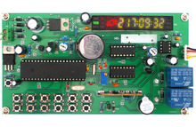 Smart Partition player race kit electronics assembly and debugging kit with information and answers