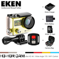 "Action Camera Original H3R /H3 Ultra 4K HD 2.0"" Dual Screen Action video Camera Waterproof 170D Lens go -pro Style sports camera"
