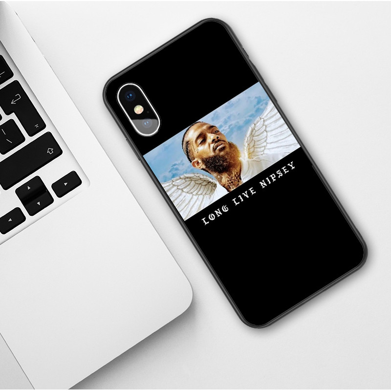 R.I.P Nipsey Hussle iPhone Cases