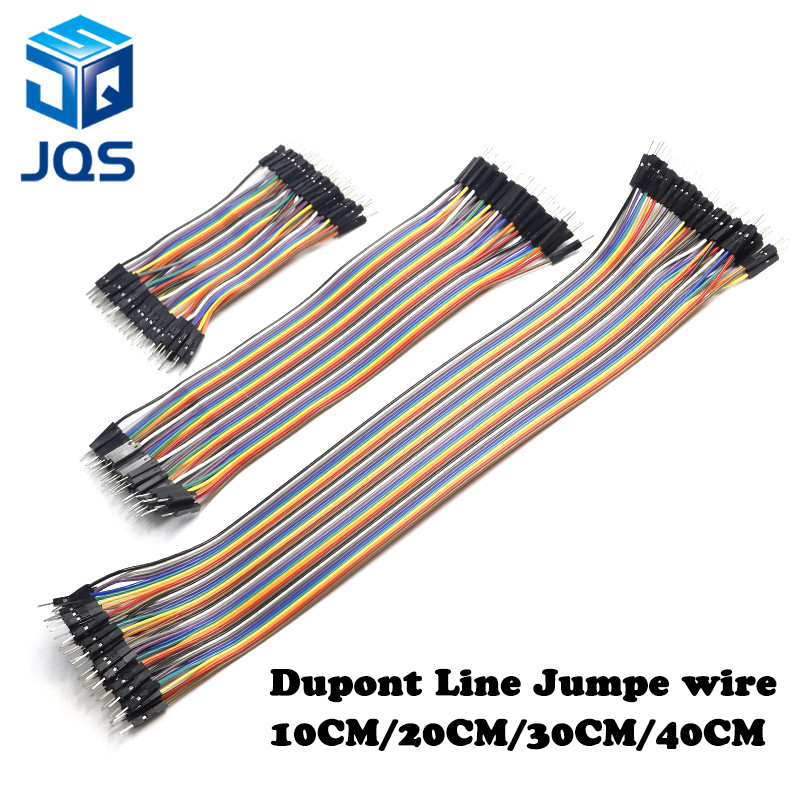 Dupont Line 10cm/20CM/30CM Male To Male+Female To Male + Female To Female Jumper Wire Dupont Cabl