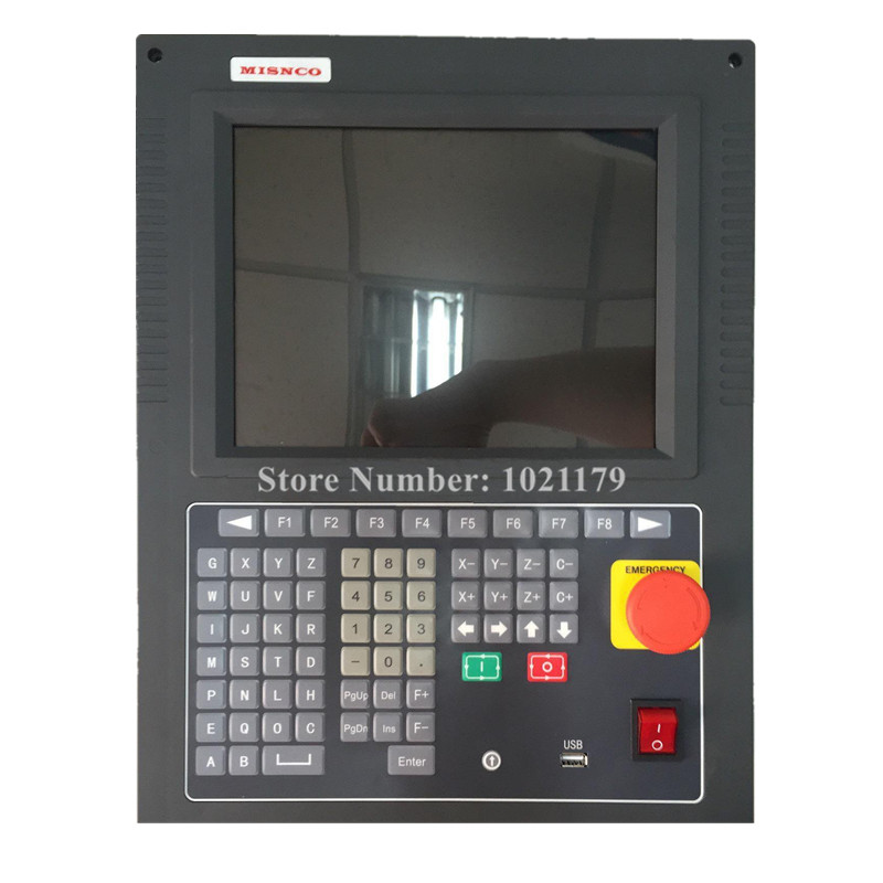 Free Shipping SF-2300S CNC Controller System Advanced Version of SH/F-2200H For Flame plasma Cutting Machine CNC Controller