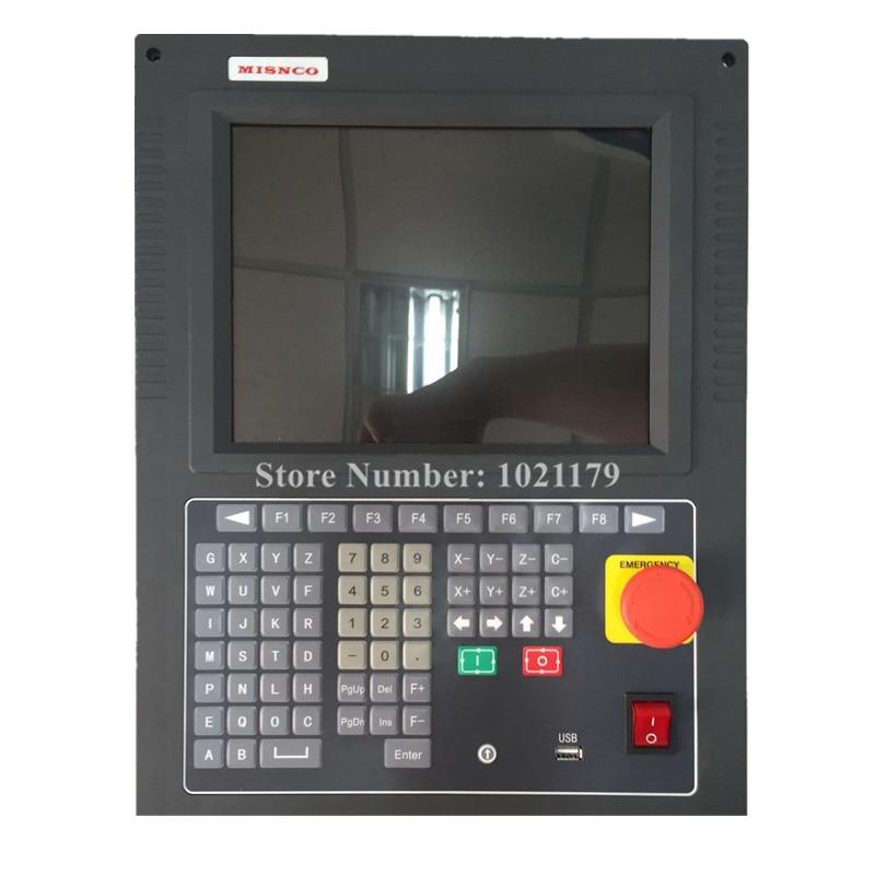 Livraison gratuite SF-2300S système de contrôleur de CNC Version avancée de SH/F-2200H pour le contrôleur de CNC de découpeuse de plasma de flamme