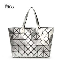 Hot Sale With Logo BAOBAO Bag Folding Handbag Fashion Handbags Bao Bao Bag Fashion Casual Tote