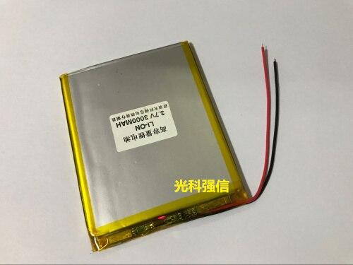de lítio 457291 3000 mah tablet talkback móvel de alimentação