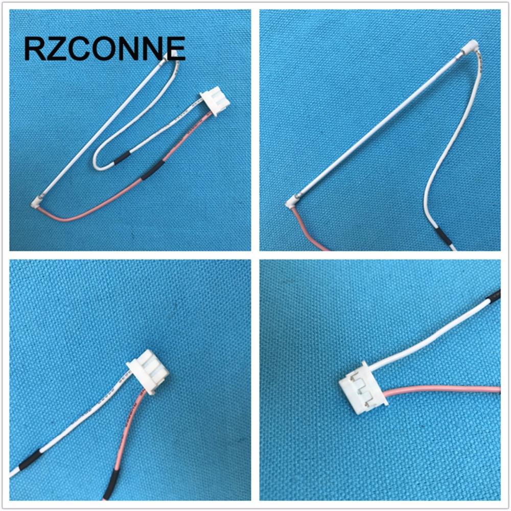 New CCFL Backlight Lamps With Cable 130mmx2.0mm For 5.7 Inch Industrial Screen Panel LCD Laptop Display 10pcs/lot