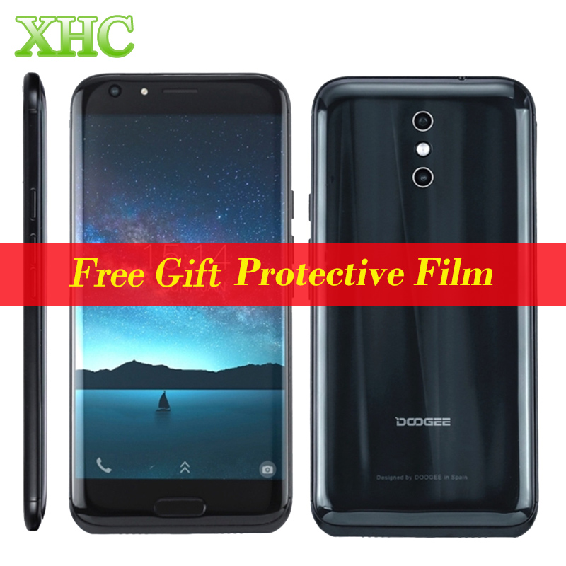 Pre-sale DOOGEE BL5000 Mobile Phone 5050mAh Dual Camera 5.5'' MTK6750T Octa Core 1.5GHz 4GB+64GB Android 7.0 OTA 4G Smartphone