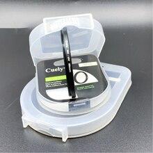 37 40,5 43 46 49 52 55 58 62 67 72 77 82 мм покрытие MC UV цифровой фильтр Защита объектива для canon nikon DSLR SLR камера с коробкой