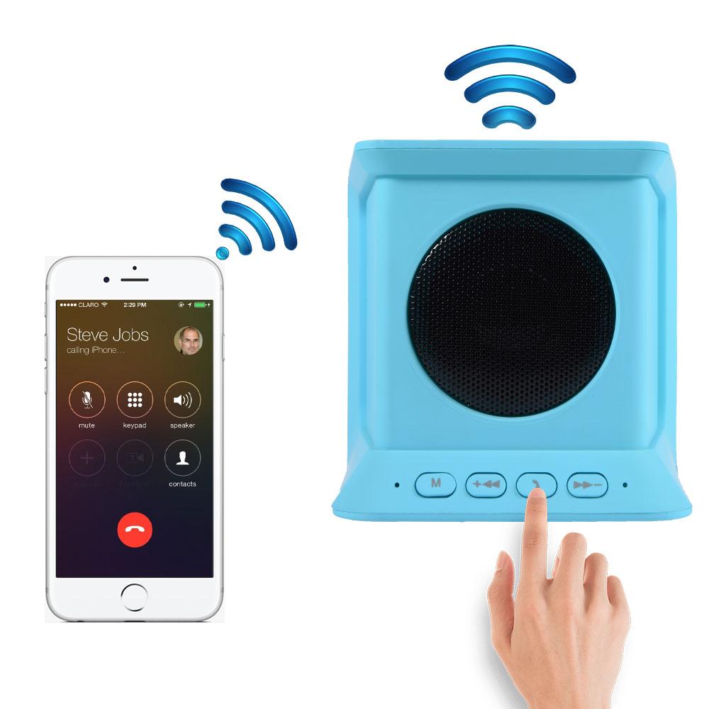 XC-Q1 Mini Portable Bluetooth Speaker Wireless Stereo Outdoor Sound Box Support Calls/Music/USB Drive/TF Card/LINE-IN/FM Radio