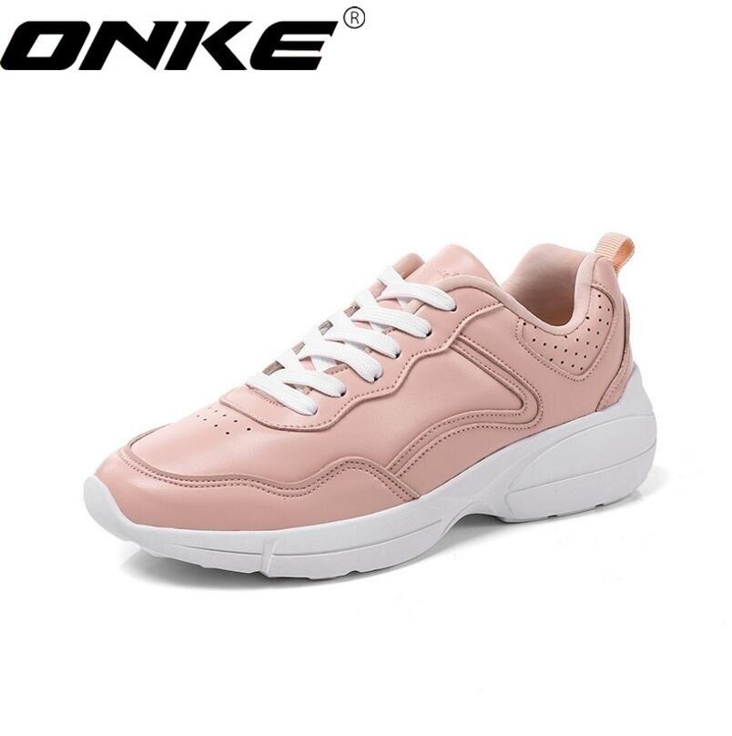 ONKE 2018 Nouvelle annonce ventes chaudes Printemps et automne femmes sneakers femmes chaussures de course A36