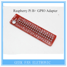 5 PCS Raspberry Pi B+ Pi B GPIO Adapter