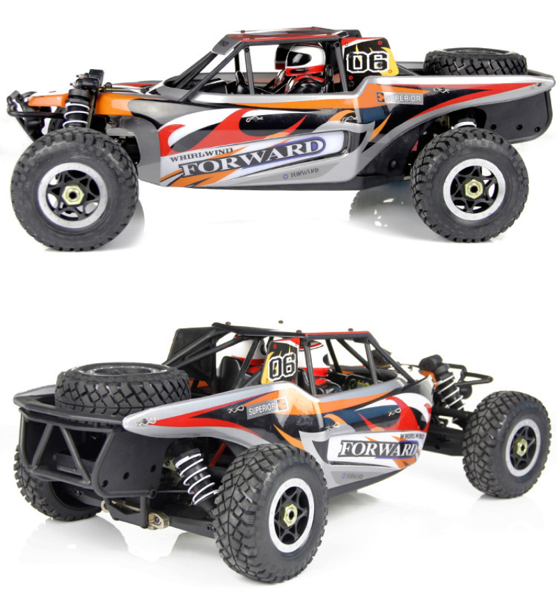 professional remote control rc car A929 2 4G 4WD high speed brushless Buggy off load rc