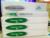 5 pçs/lote Fibra Cleaner 2.5mm SC/FC/ST Um Clique Caneta de Limpeza em Estoque
