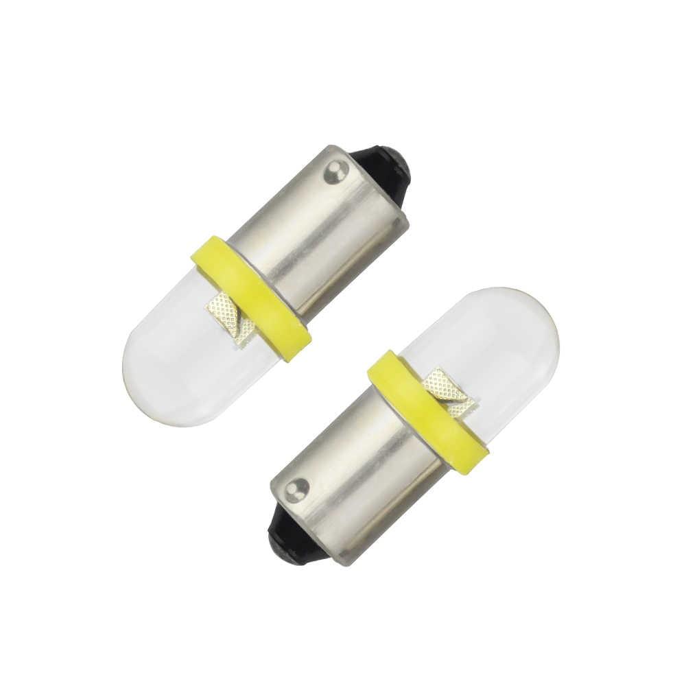 DXZ 1X BA9S Led カーインテリアライト DC12V T4W H6W BAY9S H21W 読書ドームドアランプ自動クリアランスライト駐車トランククリアランス電球