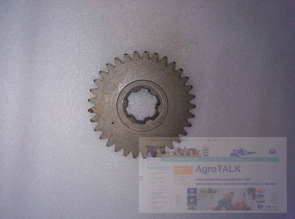Fengshou tractor parts, FS ESTATE 180 184, the driving gear (1000rpm) for PTO, part number: 18.41.210 fengshou fs180 fs184 tractor parts the gear part number 18 37 113