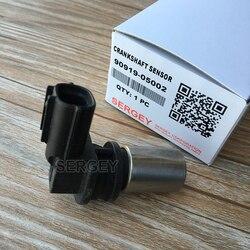Originale Sensore di Posizione dell'albero motore 0296000072 0296000700 90919-05002 9091905002 per TOYOTA LEXUS LS400 SC400 4.0L