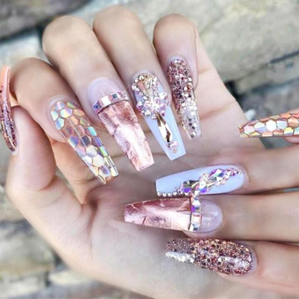 Mermaid Color Nails | Best Nail Designs 2018