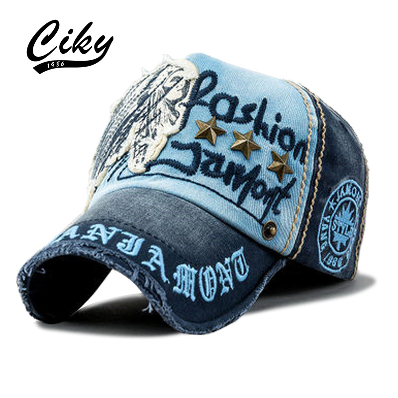 Ciky New Hight Quality Cotton Casual Baseball Cap