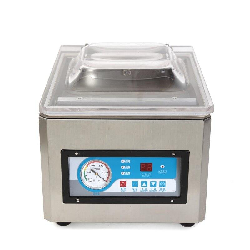 Machine électrique commerciale de cachetage de vide de la Machine 220 V