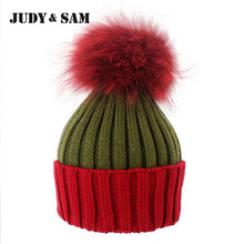 Christmas Knitted Colors Hat