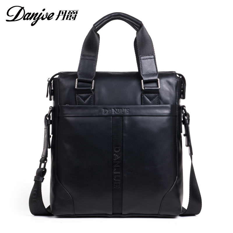 2016 genuine leather business messenger bags men top layer cowhide crossbody bags brand fashion high quality mens bag new fashion genuine leather business casual men messenger bag high quality cowhide leather crossbody brand bags for men