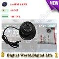 Kamera Segurança dome CCTV Câmera 700TVL de seguridad 20 m Night Vision metal Mini indoor Câmera De Vigilância Por Vídeo