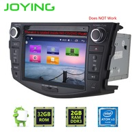 Joying 7 Quad Core Android 5 1 1 2GB 32GB Car Multimedia Player Stereo For TOYOTA