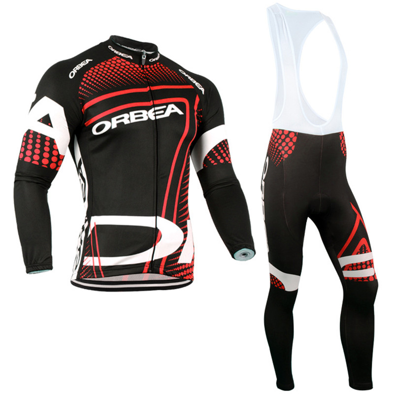 ФОТО 2016 Orbea Black/Red Cycling Jersey Road Bicycle Cycle Clothes Mens Ropa Maillot Ciclismo Mtb Bike Clothing Cycling Wear #DH-64