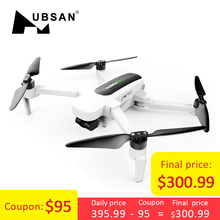 In Stock Hubsan H117S Zino GPS 5.8G 1KM Foldable Arm FPV with 4K UHD Camera 3-Ax