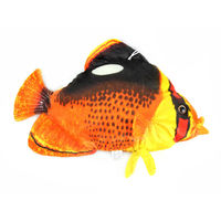Butterflyfish 43cm Plush Toys Dolls The Cute Pillow Seat Cushion Backrest The Stuffed Toys For Children