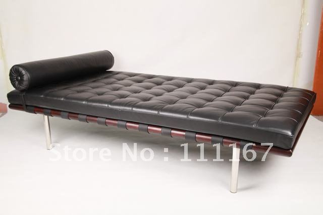 mies van der rohe sofa bed. Black Bedroom Furniture Sets. Home Design Ideas