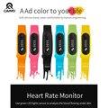 OLED Bluetooth Relógio Inteligente Pulseira Pulseira Pedômetro Freqüência Cardíaca Aptidão Trilha