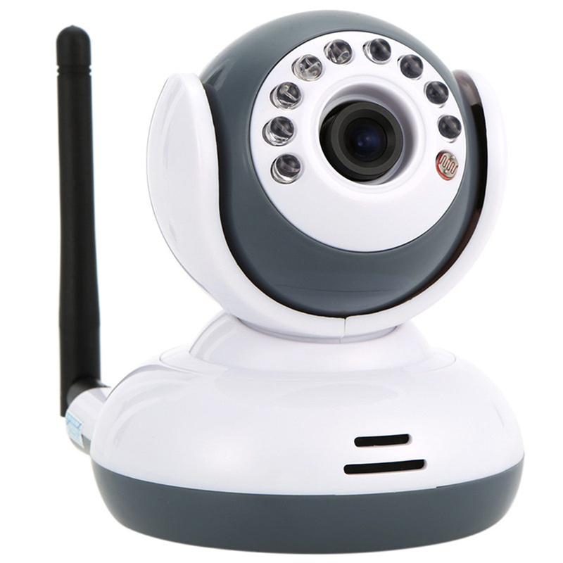 New 2.4G Color LCD Wireless Camera Audio Baby Monitor With Camera Night Vision Babyphone Baby Nanny Surveillance Security Camera