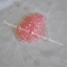 1Kg /bag K1/K2/Clear/A1/A2 Dental Lab Denture Valplast Flexible Acrylic Resin Materials Granule Dentures Prosthesis Pink & White